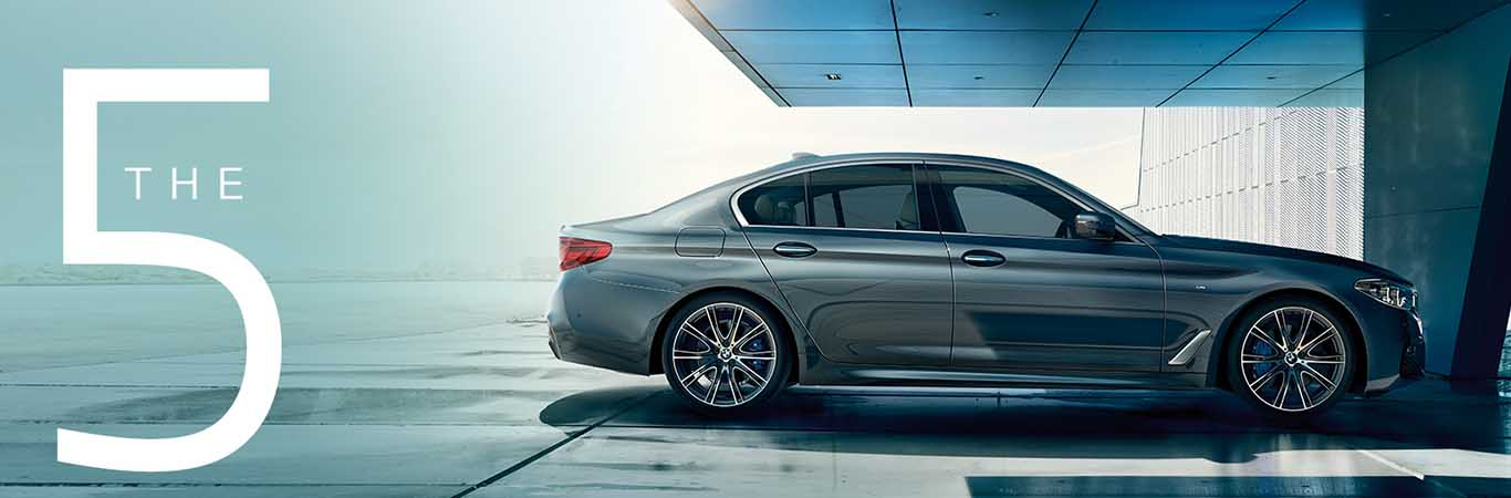 The BMW 5 Series
