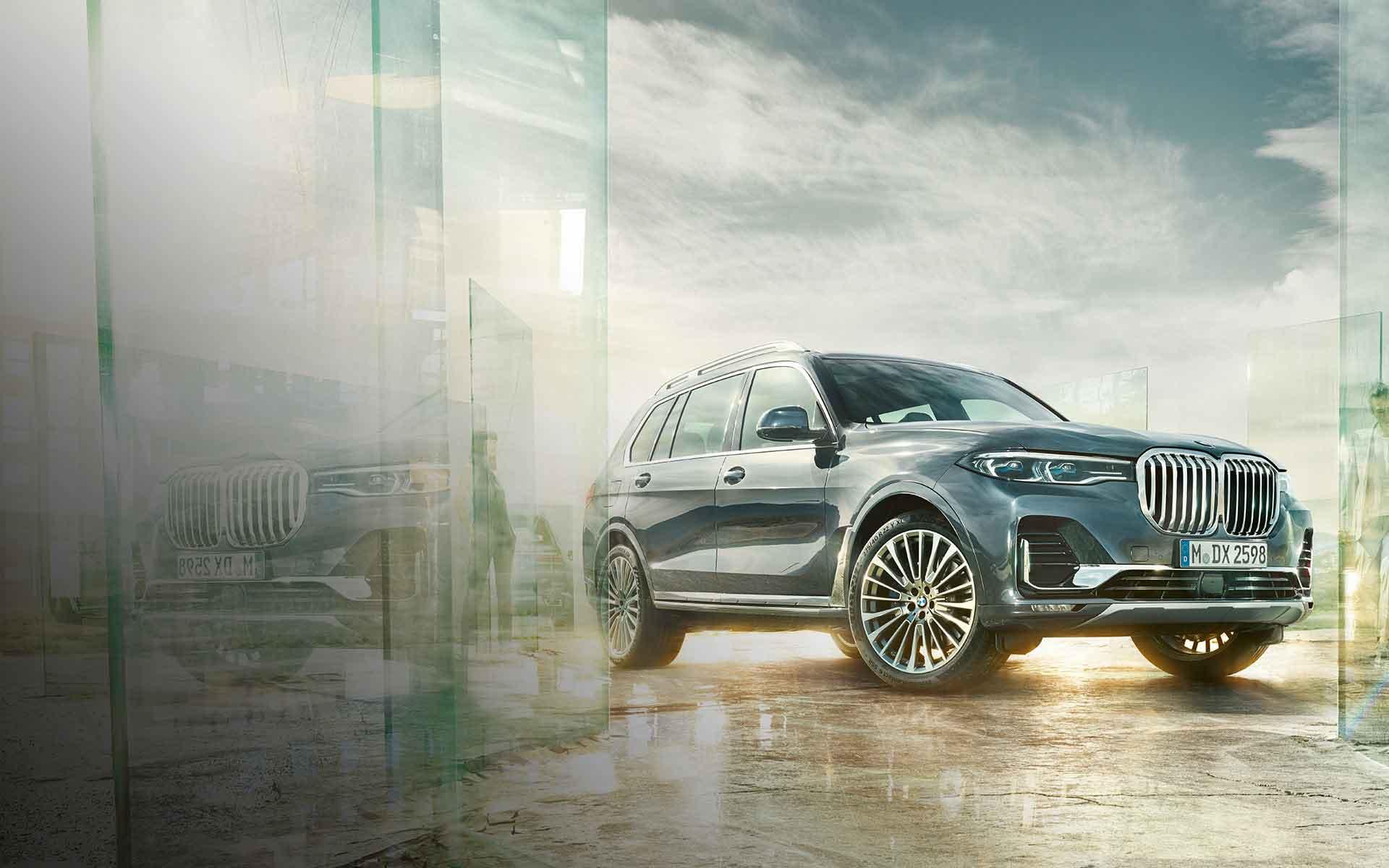 The BMW X7